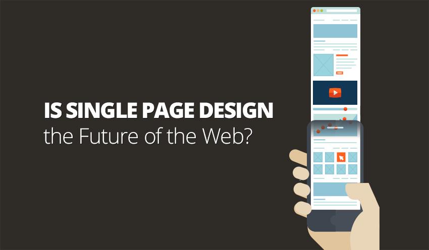 single-page-design