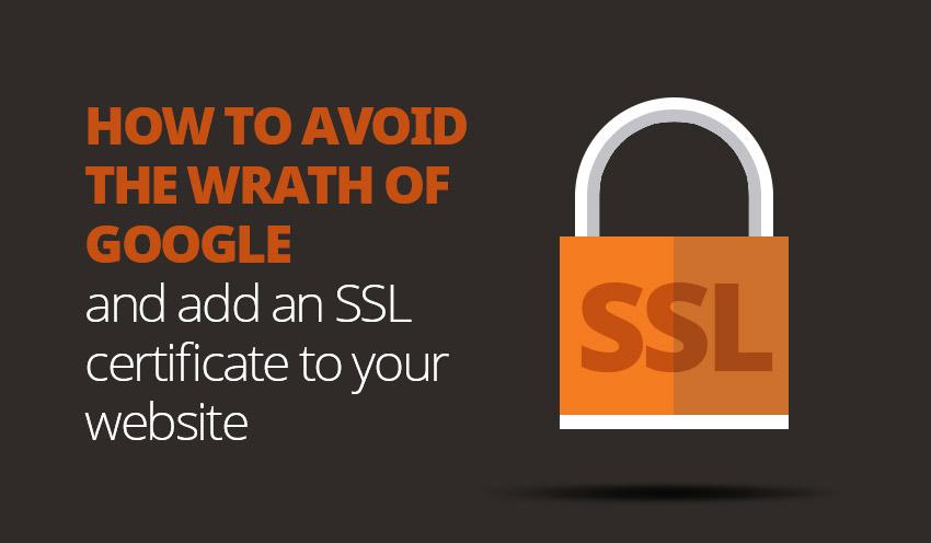 Add SSL article to IHM blog