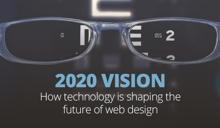 Technology is shaping the future of web design