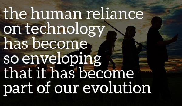 Evolution of tech future web design