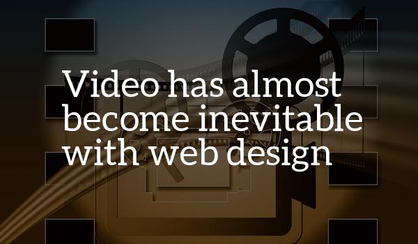 Inevitable web design video