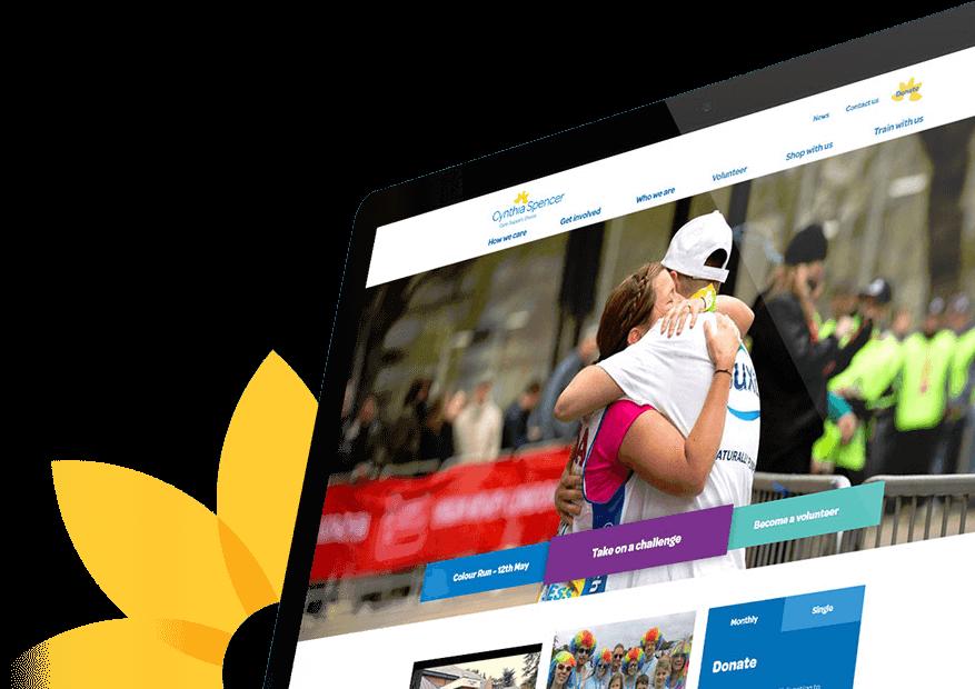 Cynthia Spencer Website